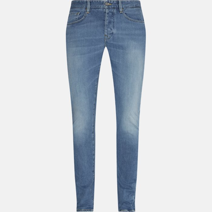 Jeans - Regular slim fit - Denim